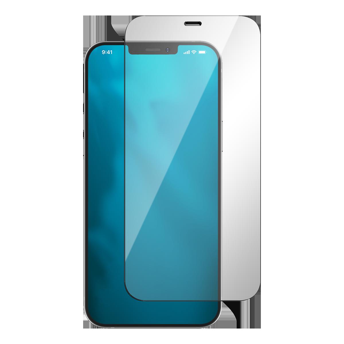DELTACO skärmskydd i härdat glas, 2.5D, iPhone 12 Pro Max
