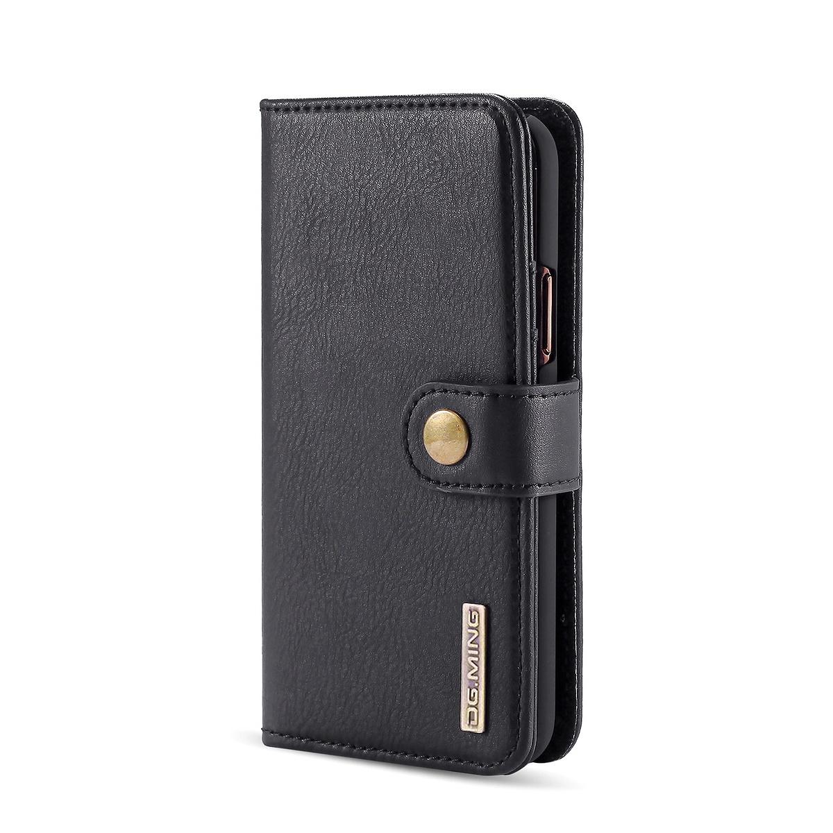 DG.MING fodral med magnetskal & ställ, iPhone 11 Pro, svart