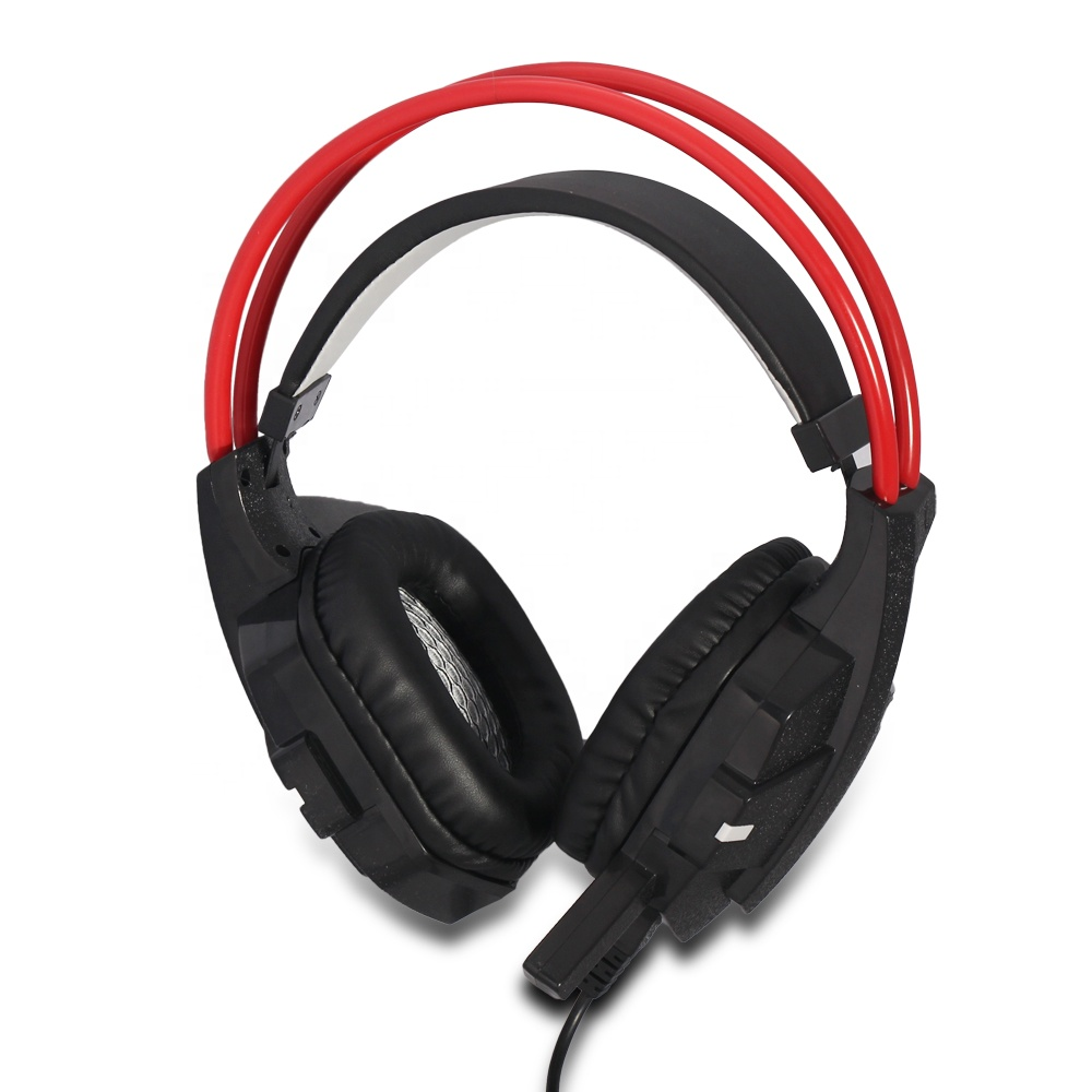 DOBE TY-836 Trådat headset med mikrofon för PC, PS4 m.fl.