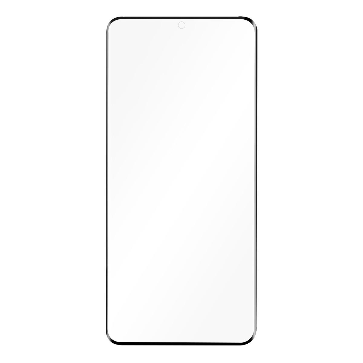 Deltaco 3D skärmskydd i härdat glas, Samsung Galaxy S21 Ultra