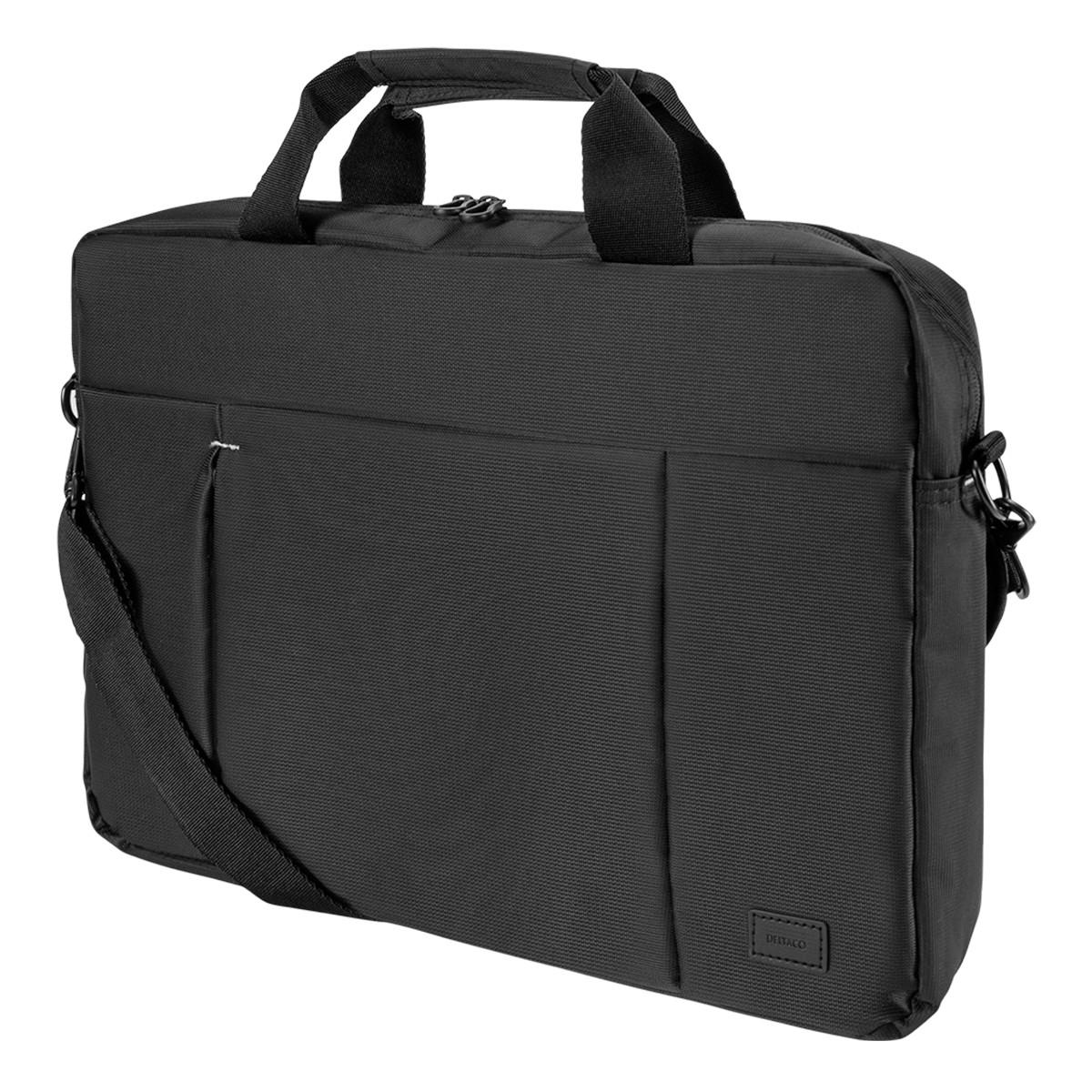 Deltaco Datorväska för laptops upp till 15.6 tum, svart