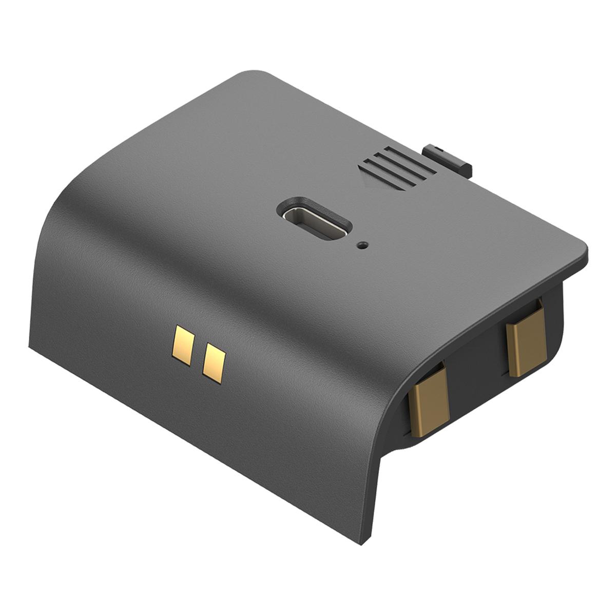 Deltaco Gaming Xbox Series S/X laddningsbart batteripack, 700mAh