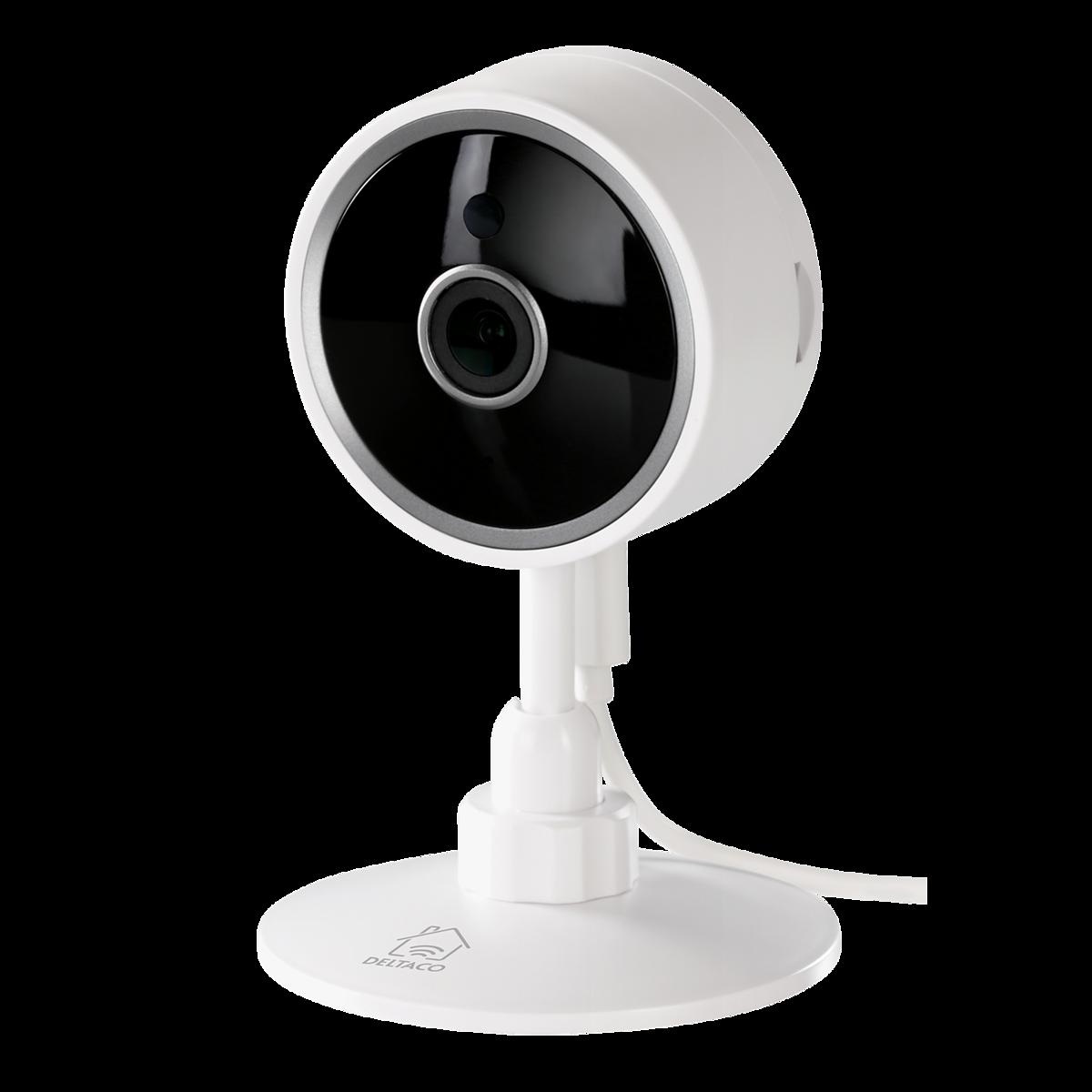 Deltaco Home Smart nätverkskamera för inomhusbruk, 1080p, WiFi