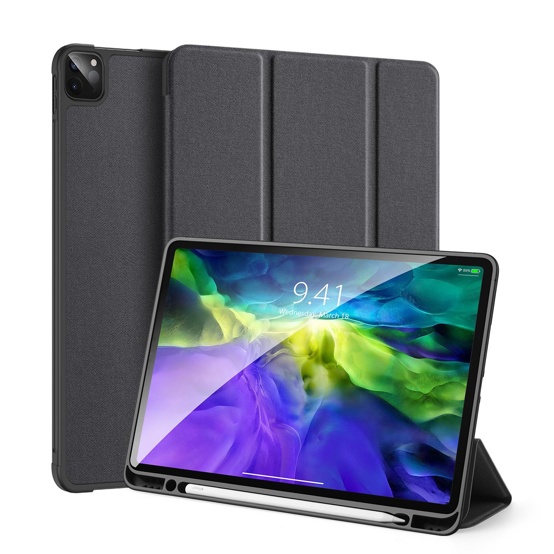 Dux Ducis Domo Series, iPad Pro 11 (2020), svart
