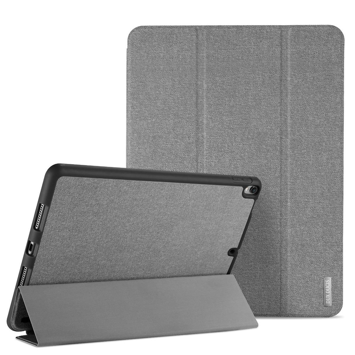 Dux Ducis Domo, iPad Air 10.5 (2019), Pro 10.5 (2017), grå