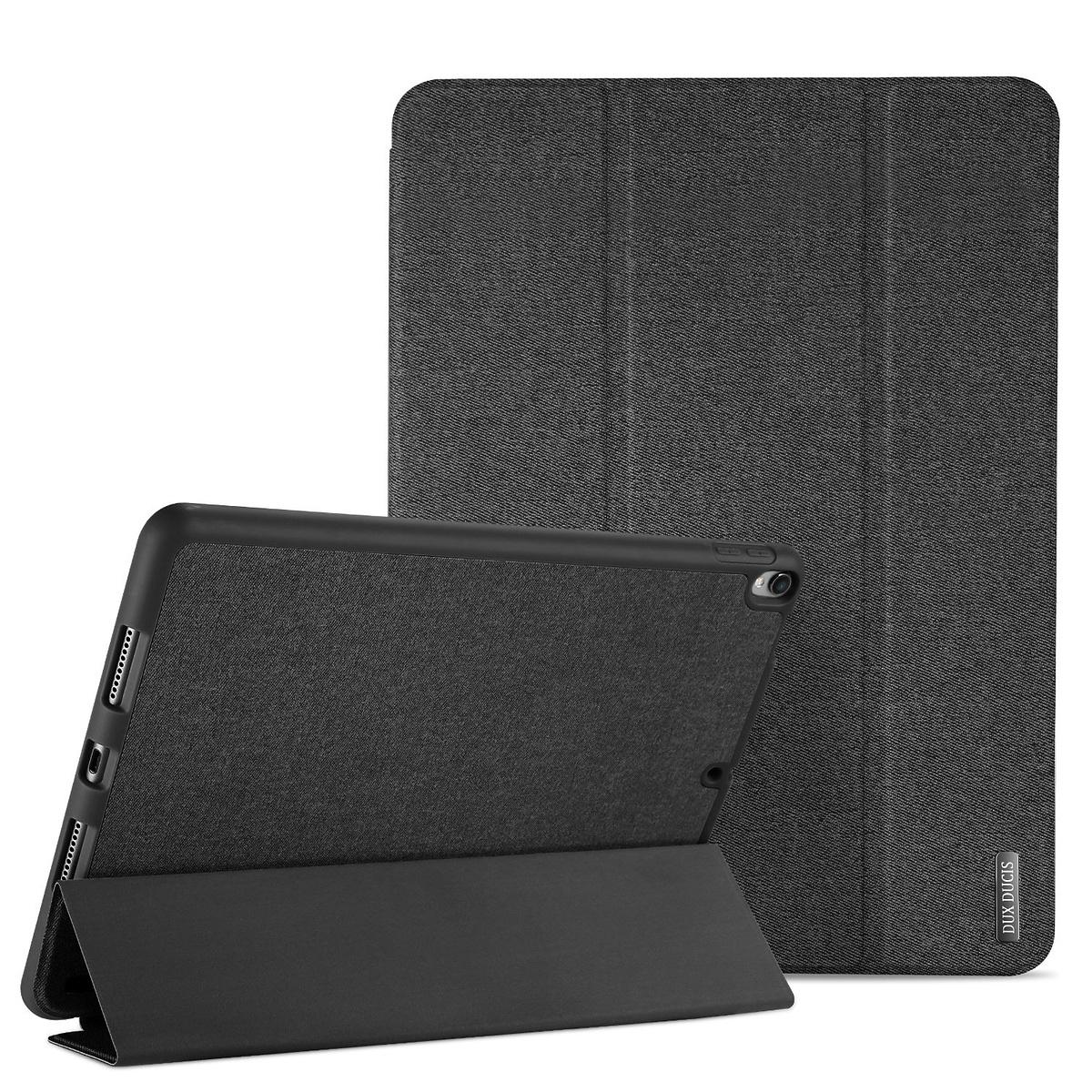 Dux Ducis Domo, iPad Air 10.5 (2019), Pro 10.5 (2017), svart