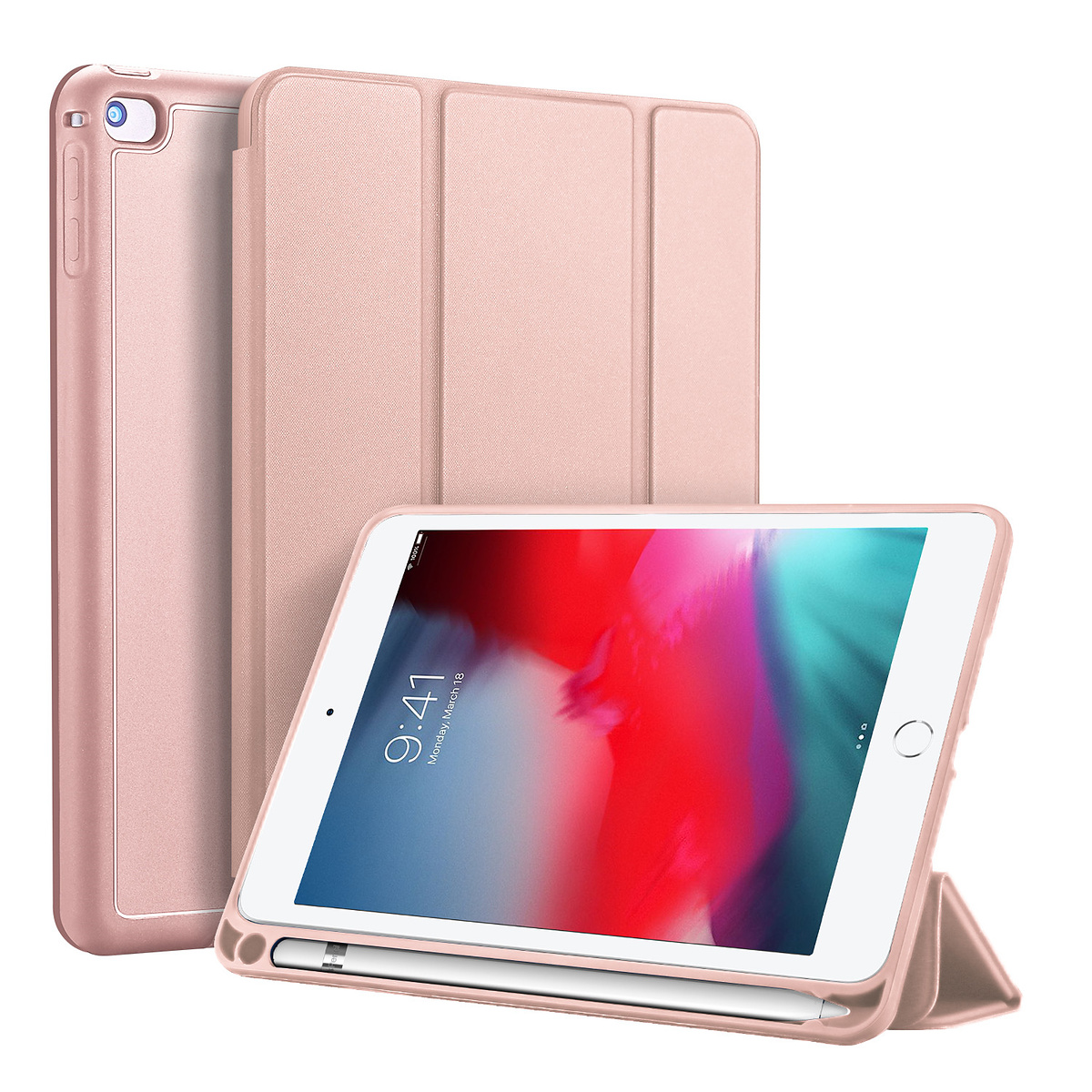 Dux Ducis Osom series, iPad Mini 4/5, rosa