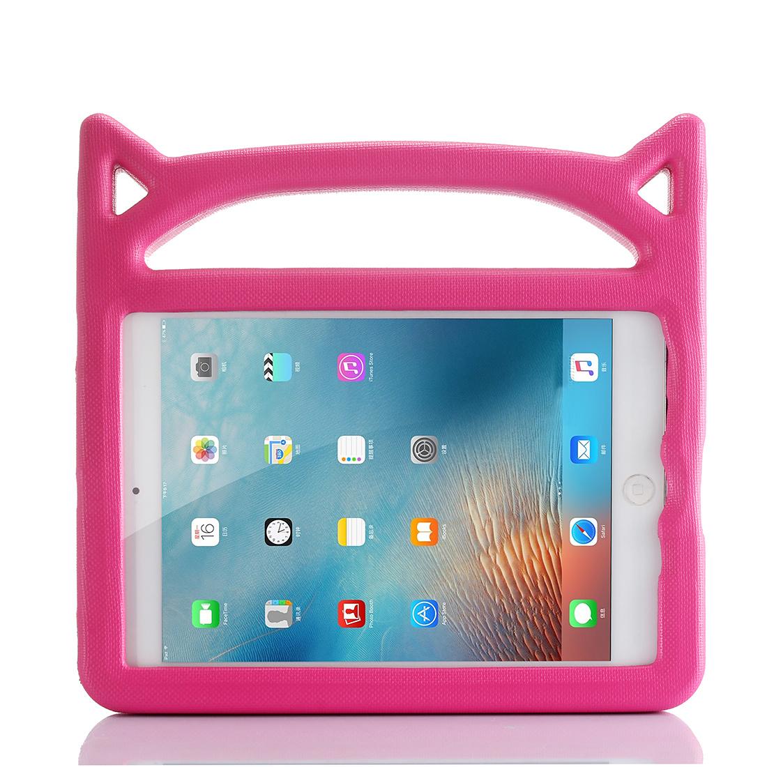 Barnfodral med ställ rosa, iPad mini 2/3/4/5