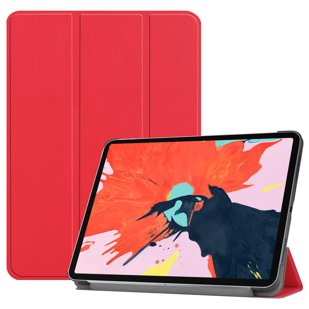 Fodral med ställ, iPad Pro 12.9 (2018), röd