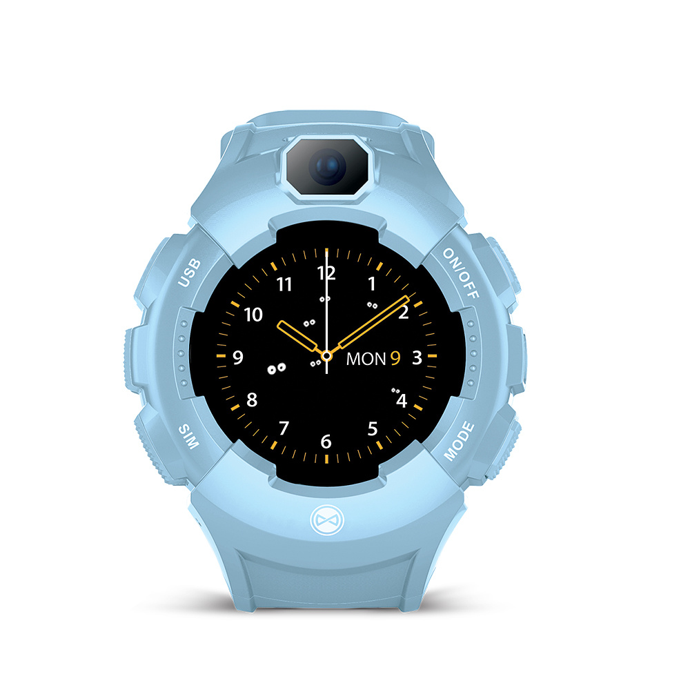 Forever Care Me KW-400 Barnklocka med GPS, blå