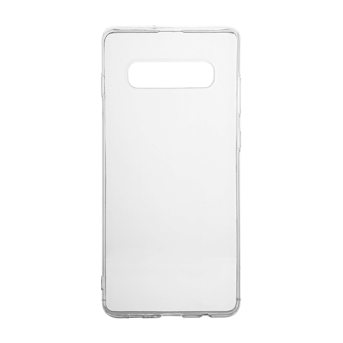 Gear Flexibelt TPU-skal, Samsung Galaxy S10 Plus, transparent