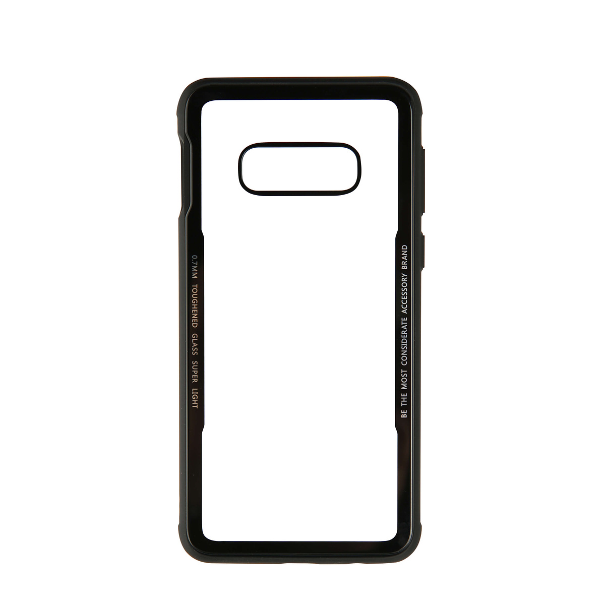 Gear Skal i härdat glas, Samsung Galaxy S10E