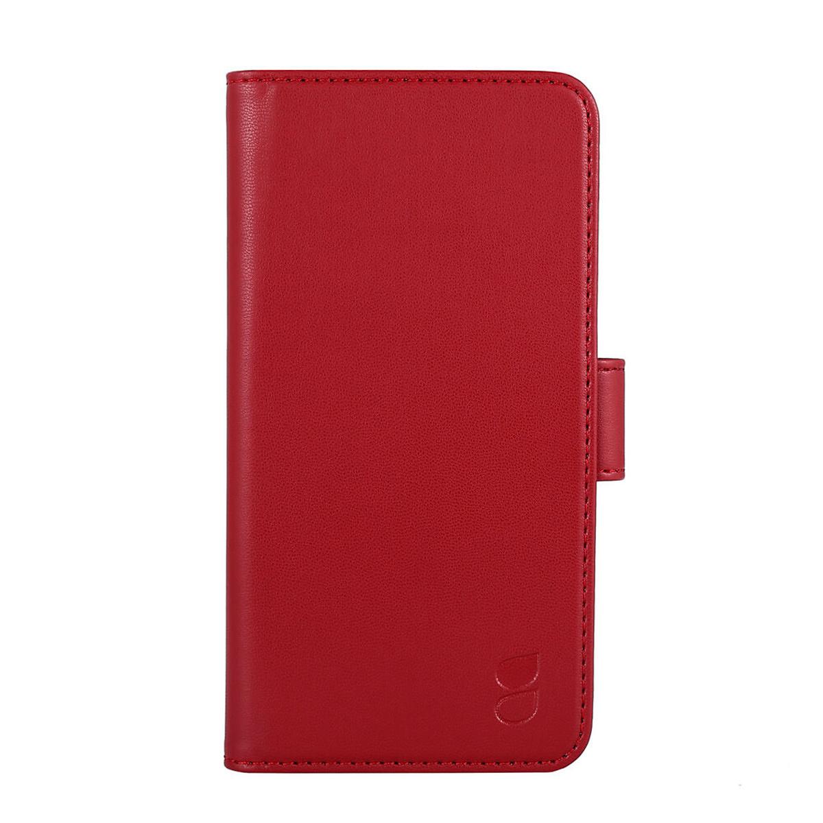 Gear plånboksväska, Limited Edition, iPhone 11 Pro, röd