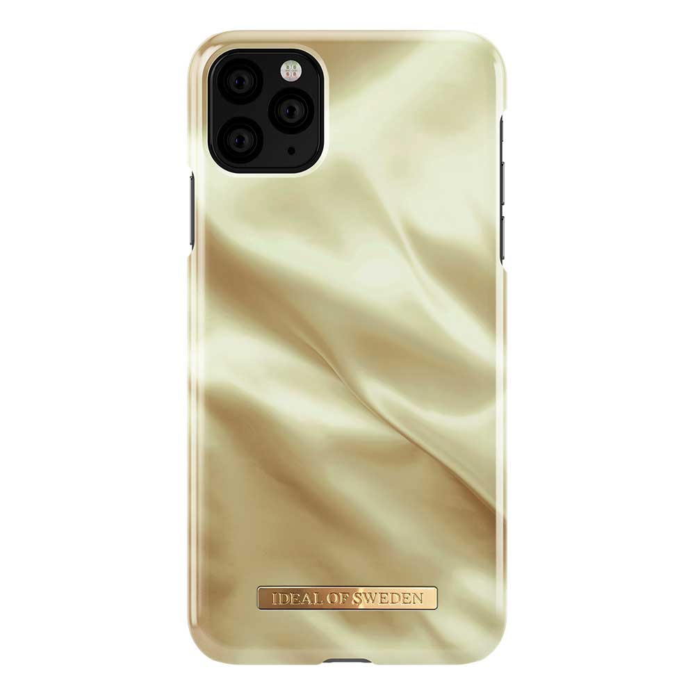 iDeal Fashion Case till iPhone 11 Pro Max/XS Max, Honey Satin
