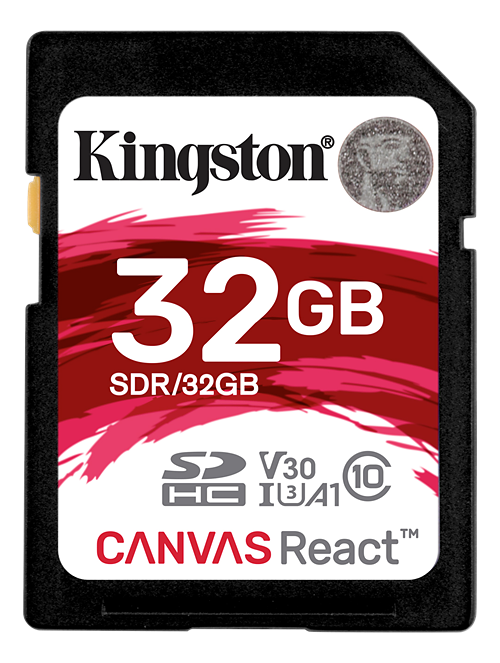 Transcend Standard SDHC-Kort 32 GB Class 4