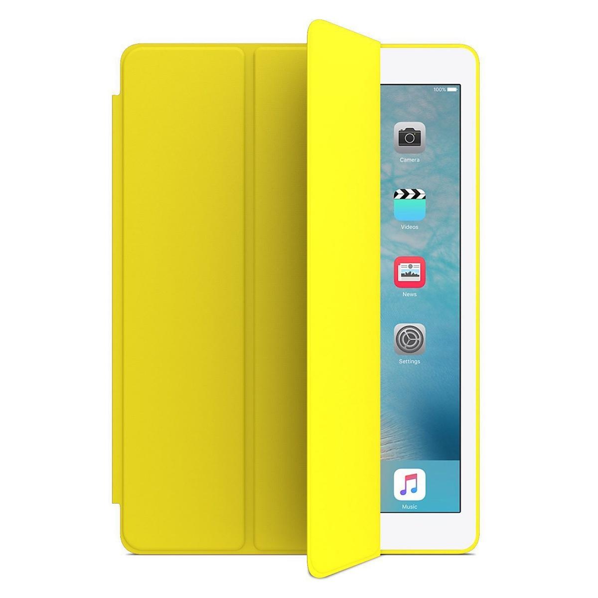 Läderfodral med ställ, iPad Pro 11, grön