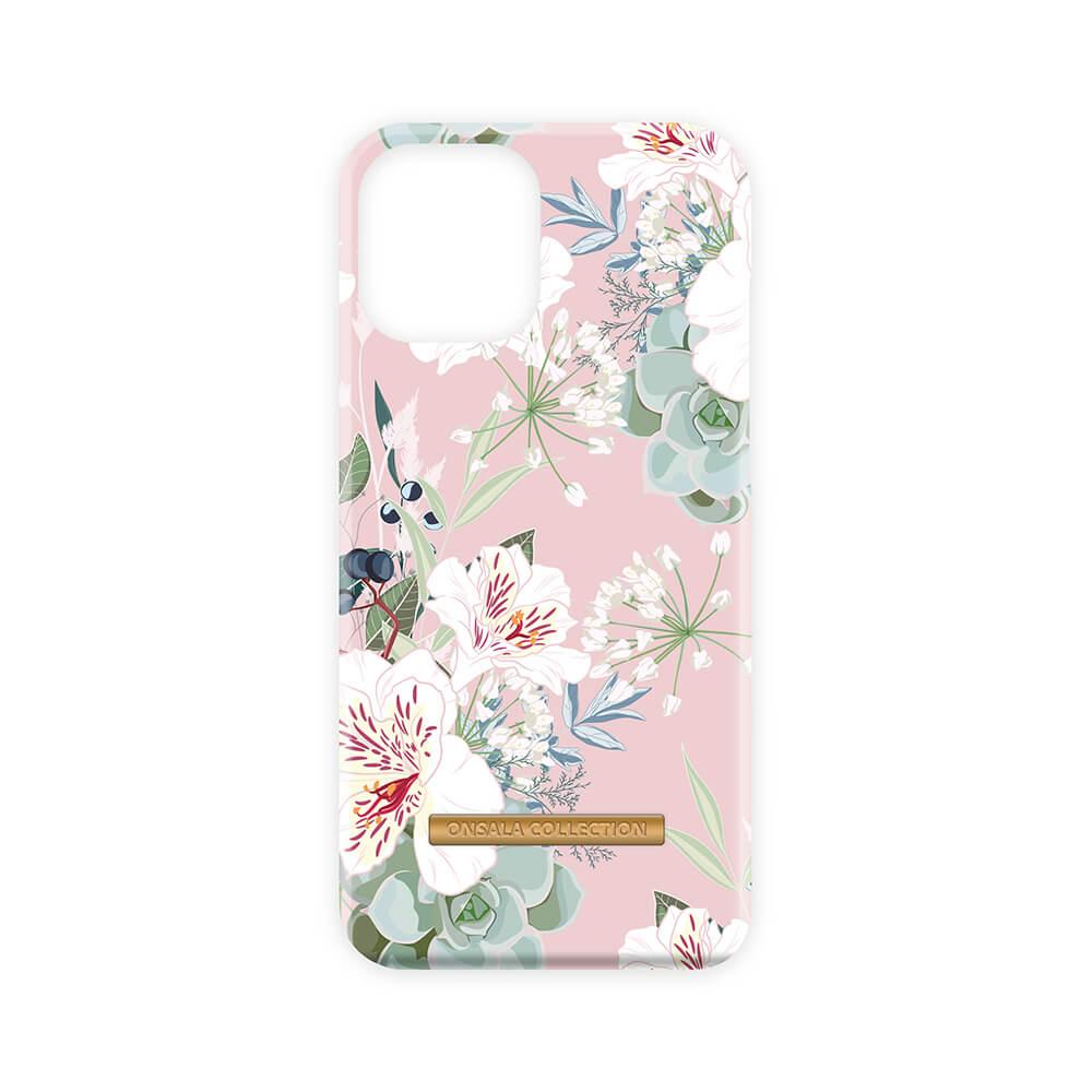 Onsala Soft Clove Flower mobilskal, iPhone 12/12 Pro