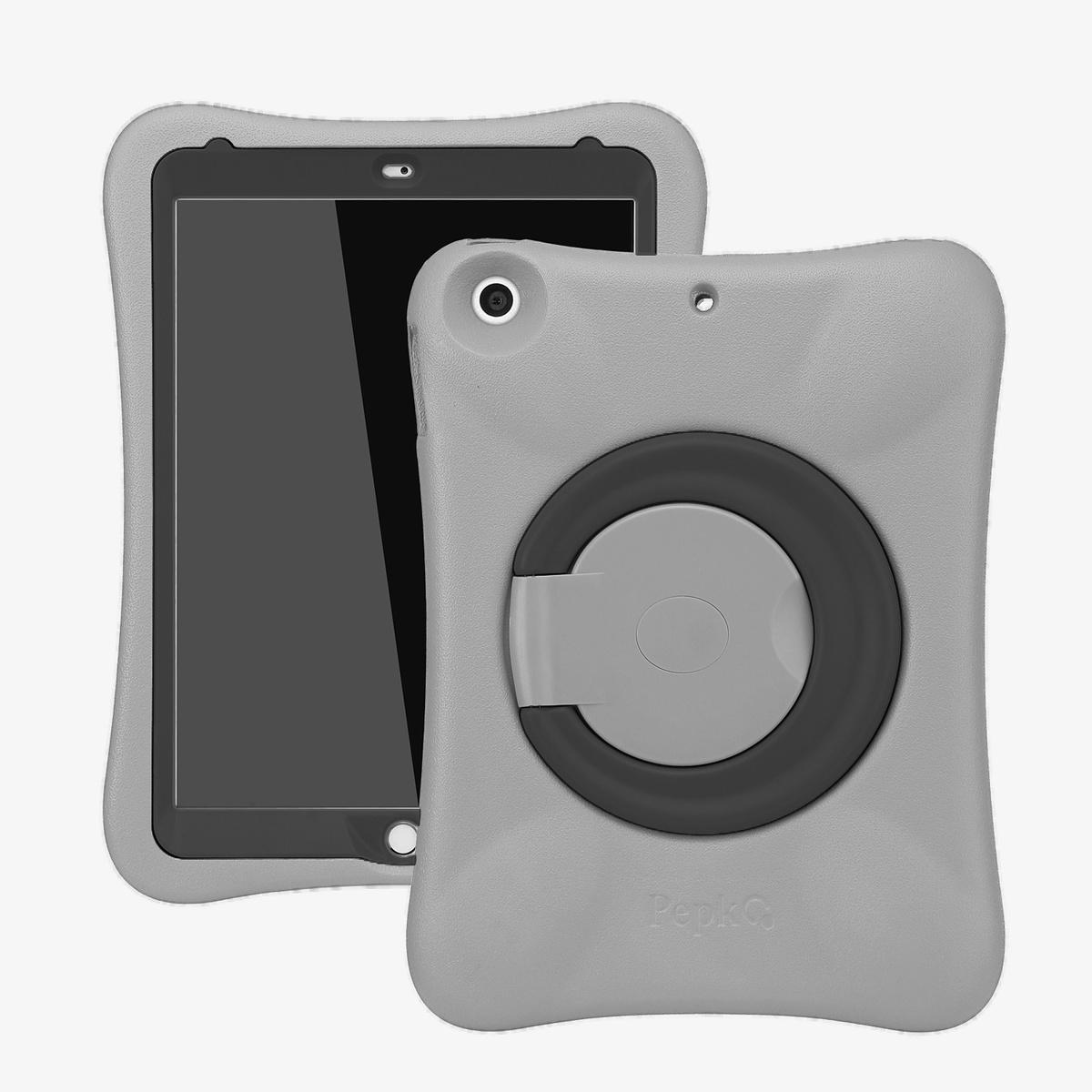 Barnfodral till iPad Air/Air 2/iPad 9.7(2017-2018), grå