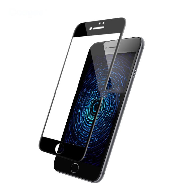 Skärmskydd i härdat glas 2.5D, iPhone SE2/8/7