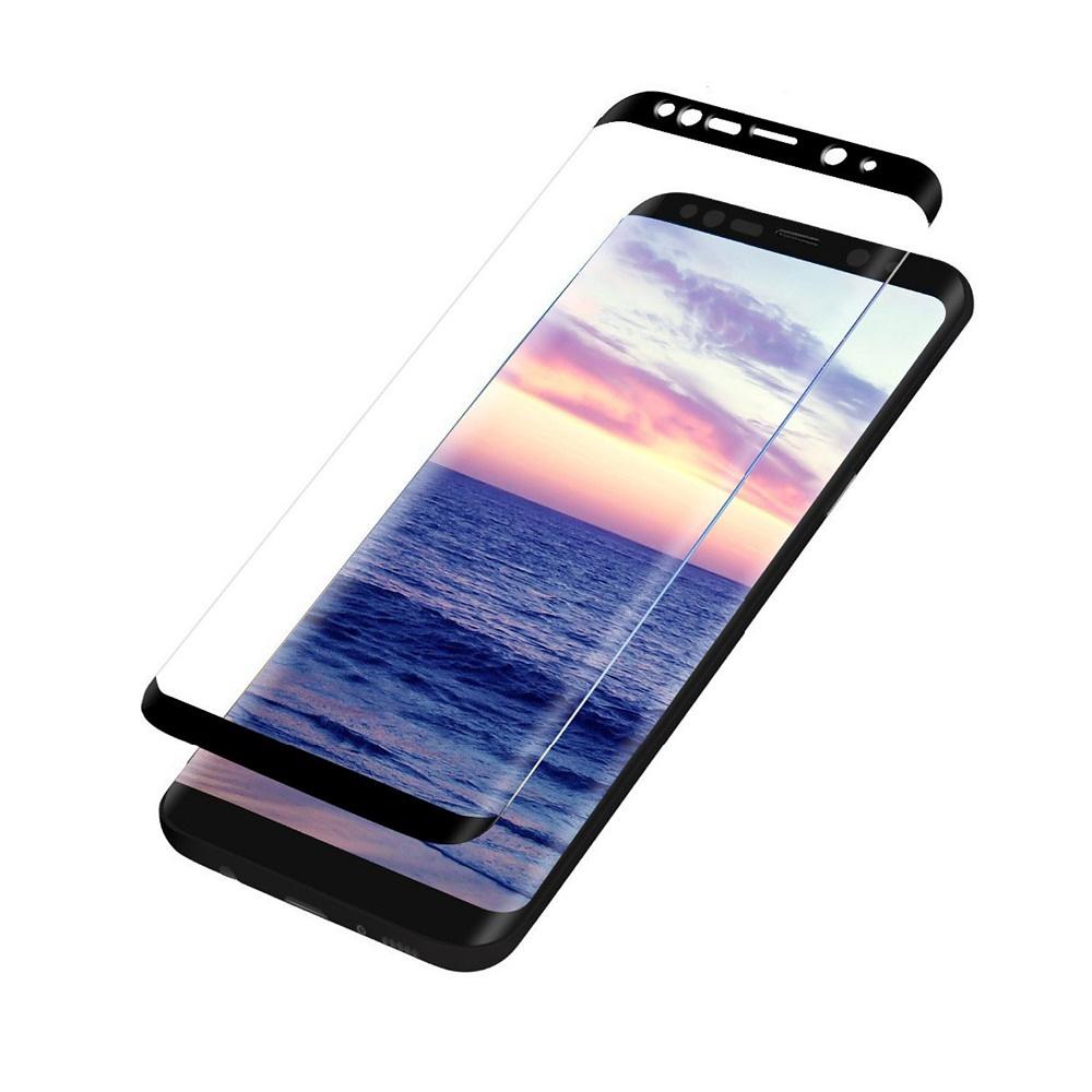 Skärmskydd med härdat glas, Samsung Galaxy S8