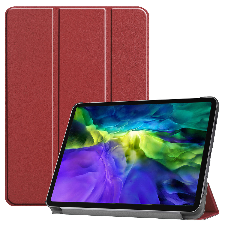 Smart cover/ställ, iPad Pro 11 (2020), brun