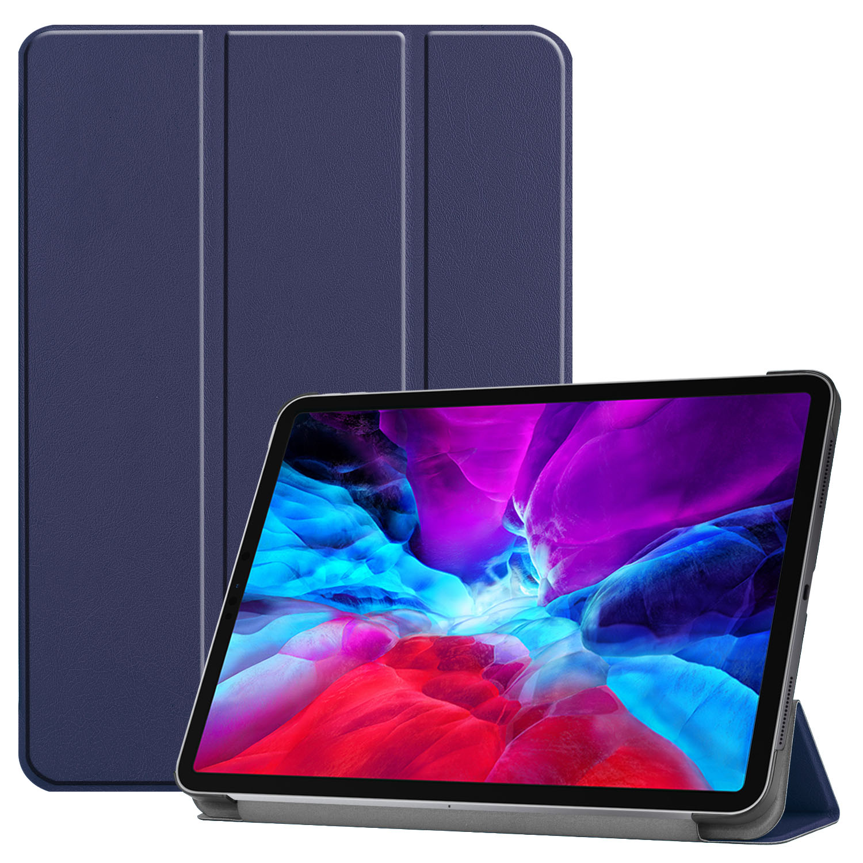 Smart cover/ställ, iPad Pro 12.9 (2020), mörkblå