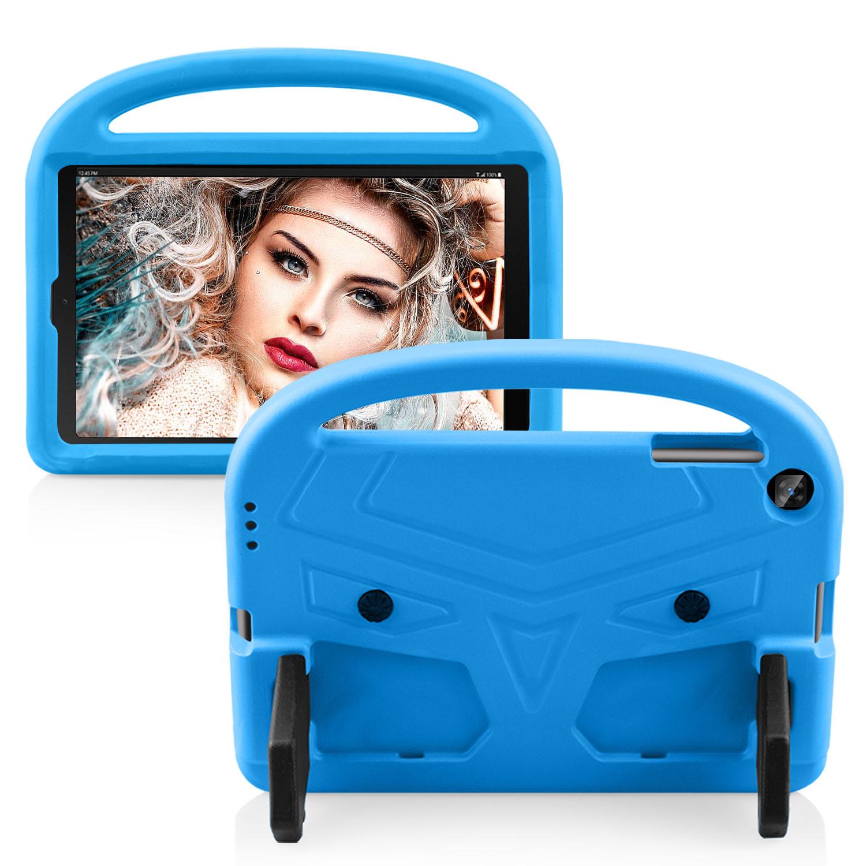 Barnfodral med ställ till Samsung Tab A 10.1 T510/515, blå