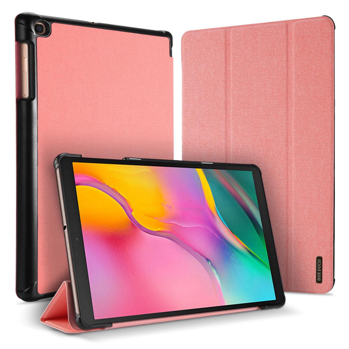 Dux Ducis Domo Series, Samsung Galaxy Tab A 10.1 (2019), rosa