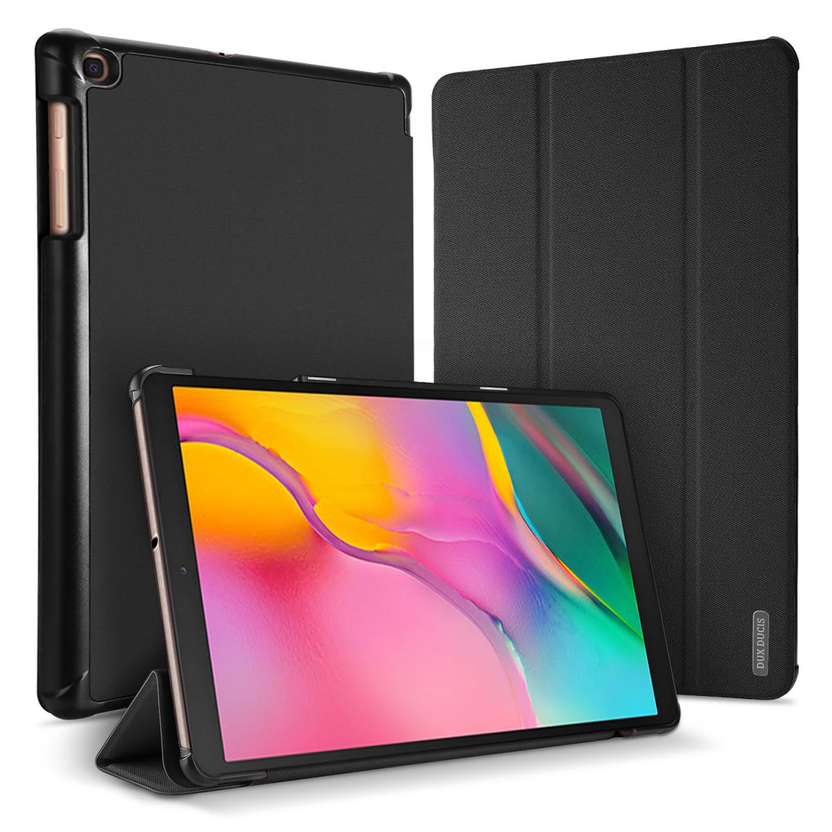 Dux Ducis Domo Series, Samsung Galaxy Tab A 10.1 (2019), svart