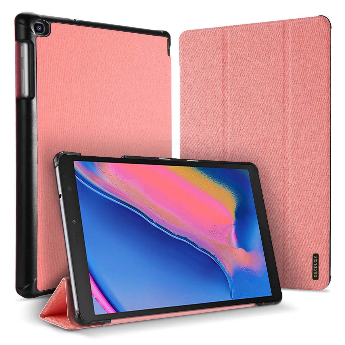 Dux Ducis Domo Series, Samsung Galaxy Tab A 8.0 (2019), rosa