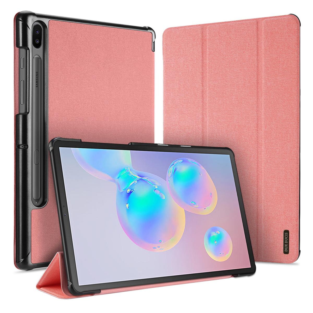 Dux Ducis Domo Series, Samsung Galaxy Tab S6 10.5, rosa