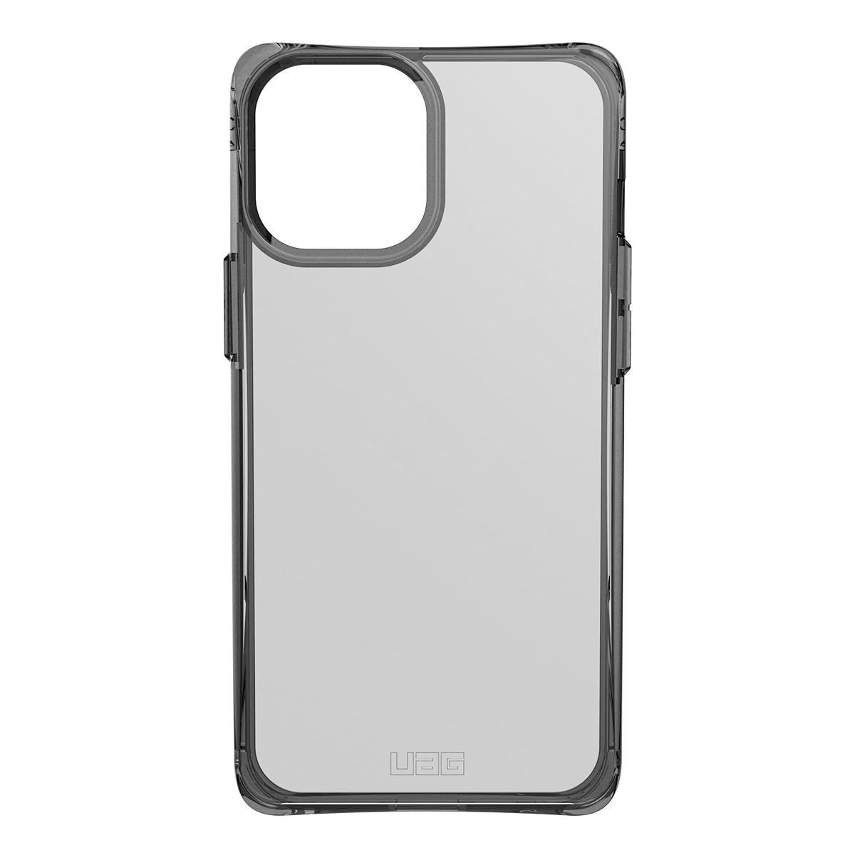 UAG genomskinligt Plyo-skal, iPhone 12 Pro Max, Ash