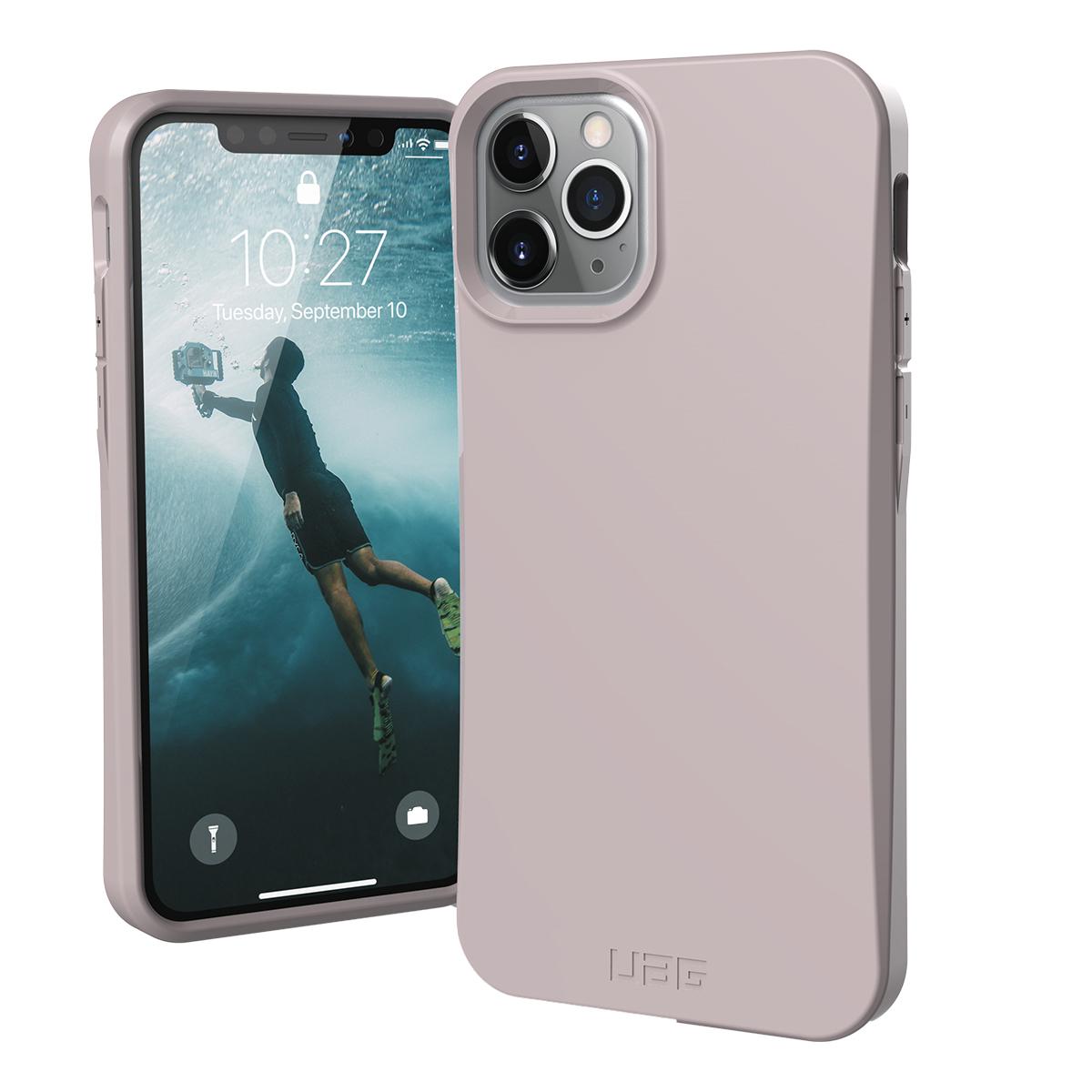 UAG iPhone 11 Pro Outback Biodegradable skal, lila