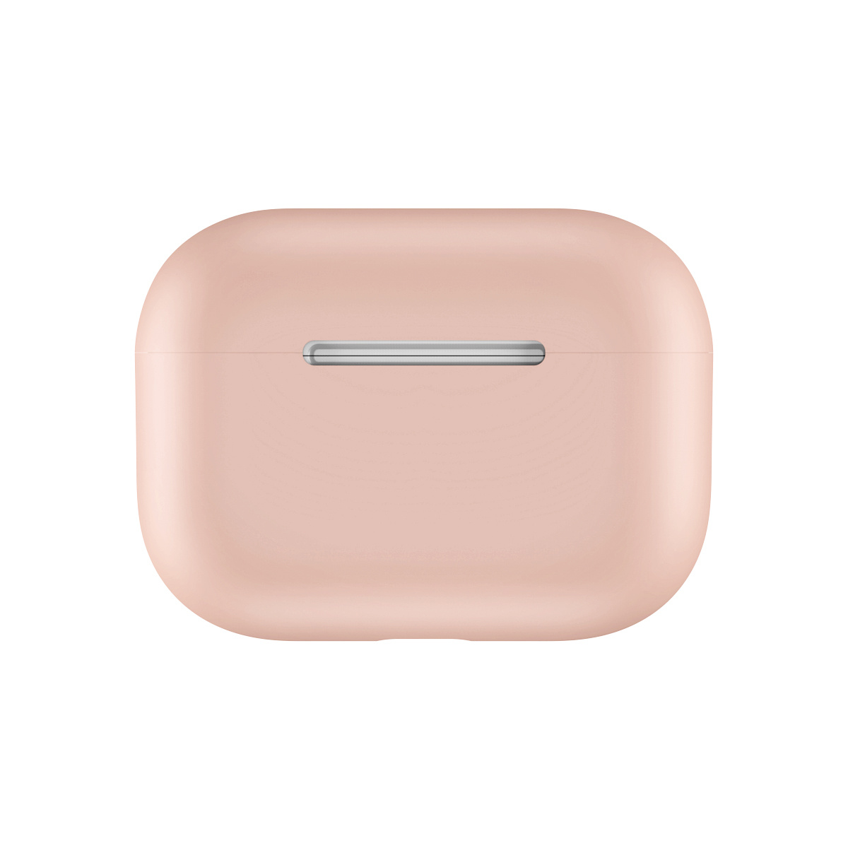 Ultratunt skyddsfodral i silikon till Airpod Pro, rosa