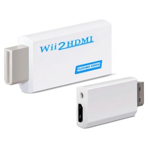 Wii till HDMI-adapter, 1080p Full-HD