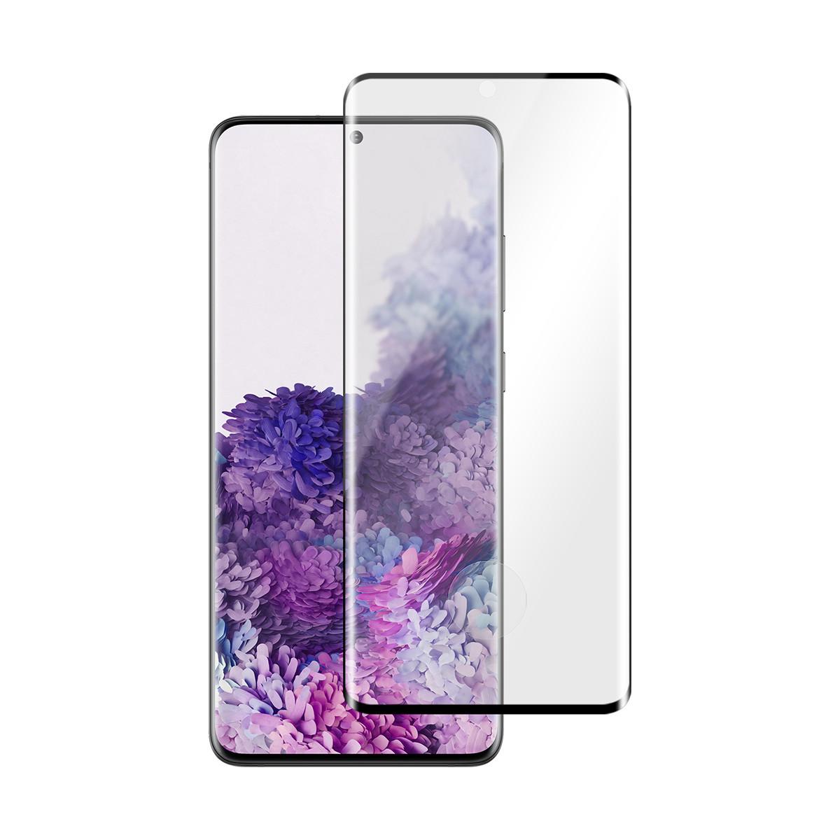 DELTACO skärmskydd i härdat glas till Samsung Galaxy S20
