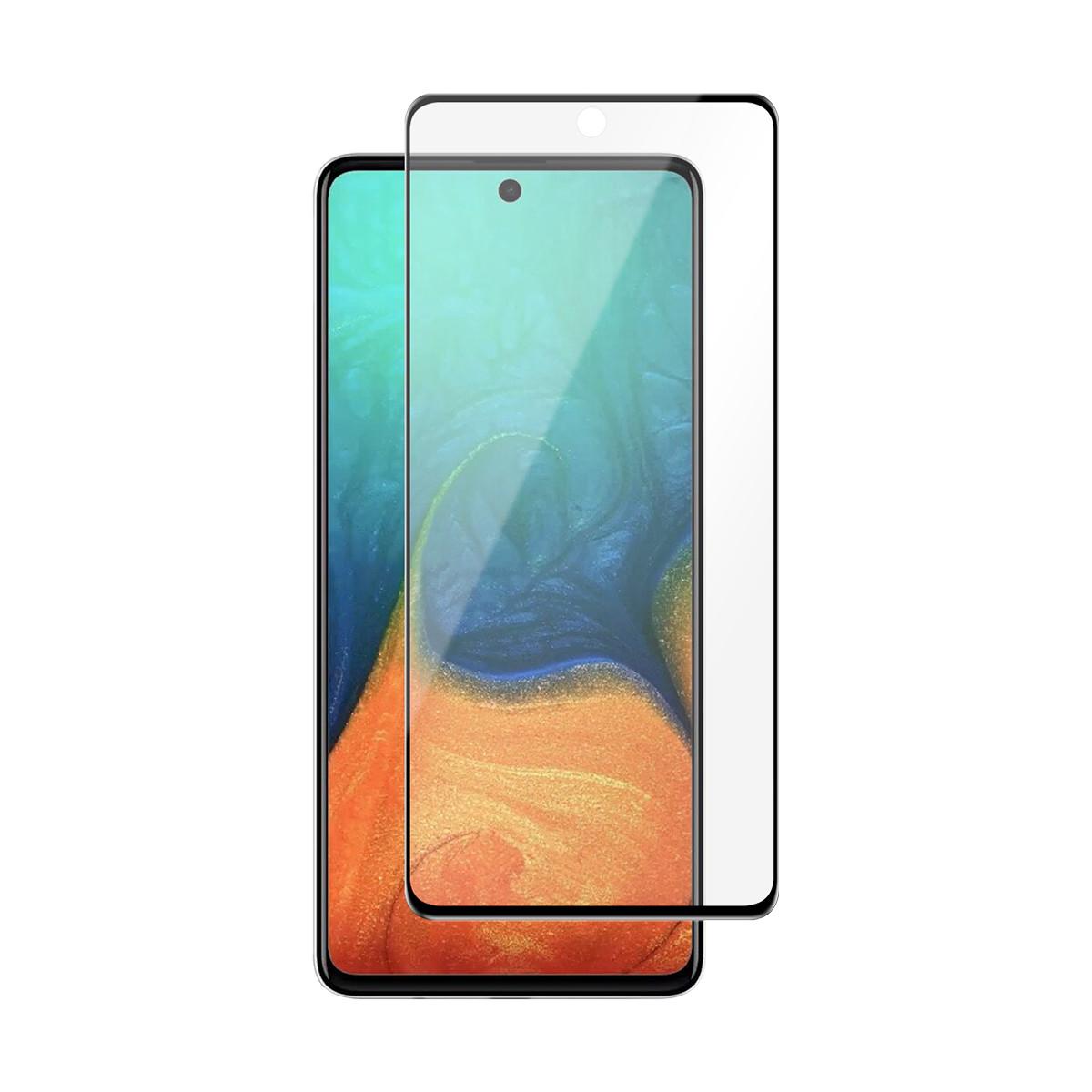 DELTACO skärmskydd i härdat glas till Samsung A71/Note10 Lite