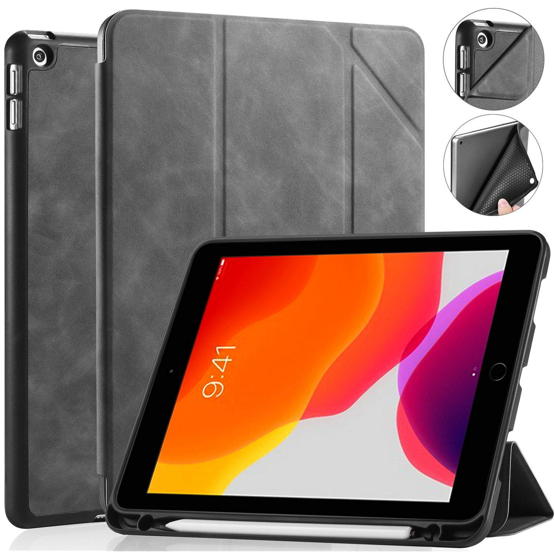 DG.MING Retro Style fodral till iPad 10.2