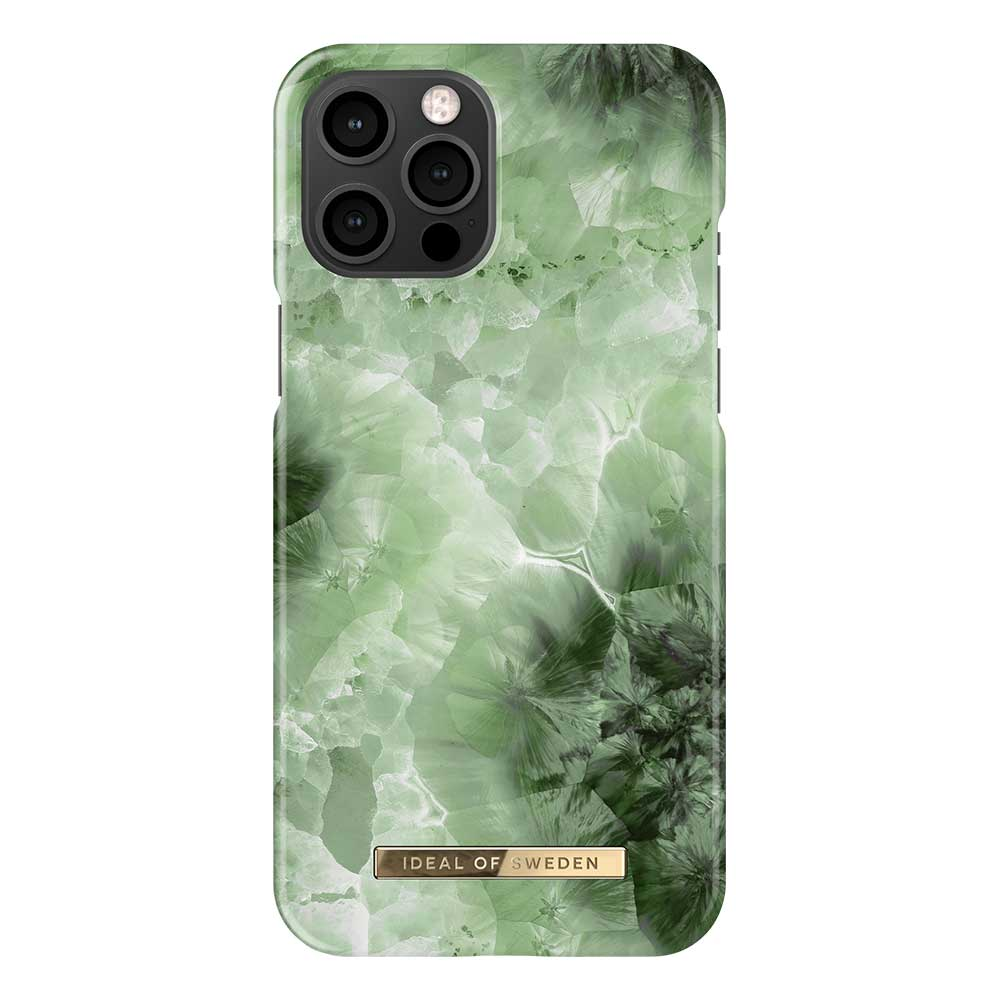 iDeal Fashion Case skal, iPhone 12 Pro Max, Crystal Green Sky