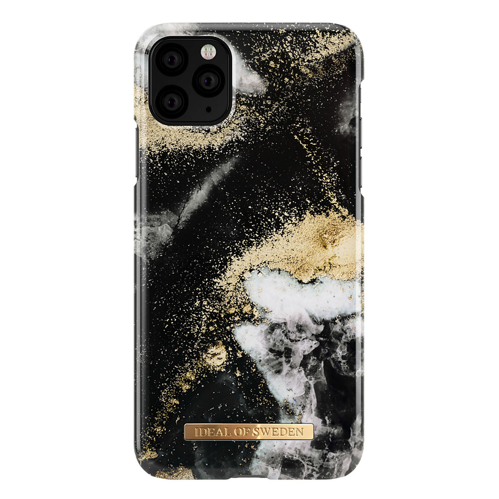 iDeal Fashion Case iPhone 11 Pro Max/XS Max, Black Galaxy