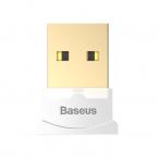Baseus CCALL-BT01 USB Bluetooth-adapter för laptops, vit
