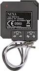 Nexa WBT-912 Trådlös 2-kanals sändare för inbyggnad