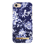 iDeal Fashion Case magnetskal iPhone 8/7/6, Sailor Blue Bloom