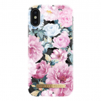 iDeal Fashion Case magnetskal iPhone X/XS, Peony Garden