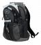 DICOTA Backpack Mission XL 15-17.3, svart/grå 3