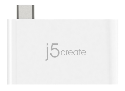 J5create USB-C Charging Bridge, USB 3.1, SuperSpeed