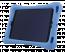 Deltaco silikonskal till iPad Air/2 och iPad Pro 9.7, stativ