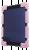 """Deltaco Skal i silikon för 9-11.6"""" surfplattor, stativ, rosa"""