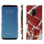 iDeal Fashion Case magnetskal Galaxy S9, Scarlet Red Marble 1