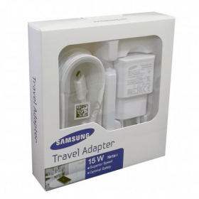 Samsung original laddare Fast Charging EP‑TA20EWE + micro‑USB